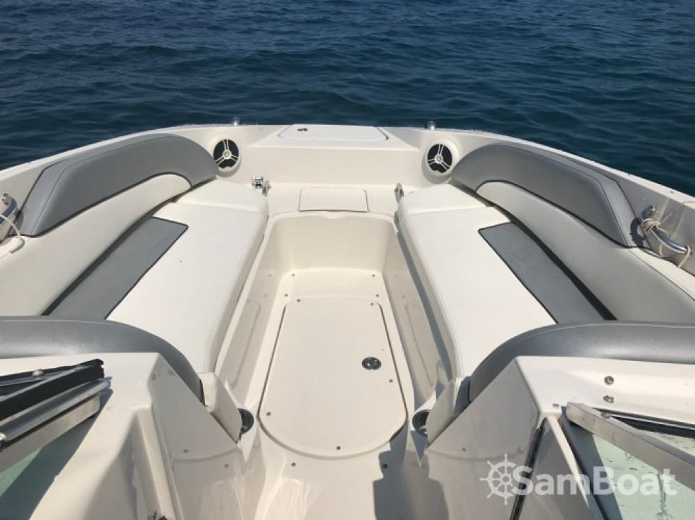 Sea Ray Sea Ray 260 Sundeck between personal and professional Mandelieu-la-Napoule