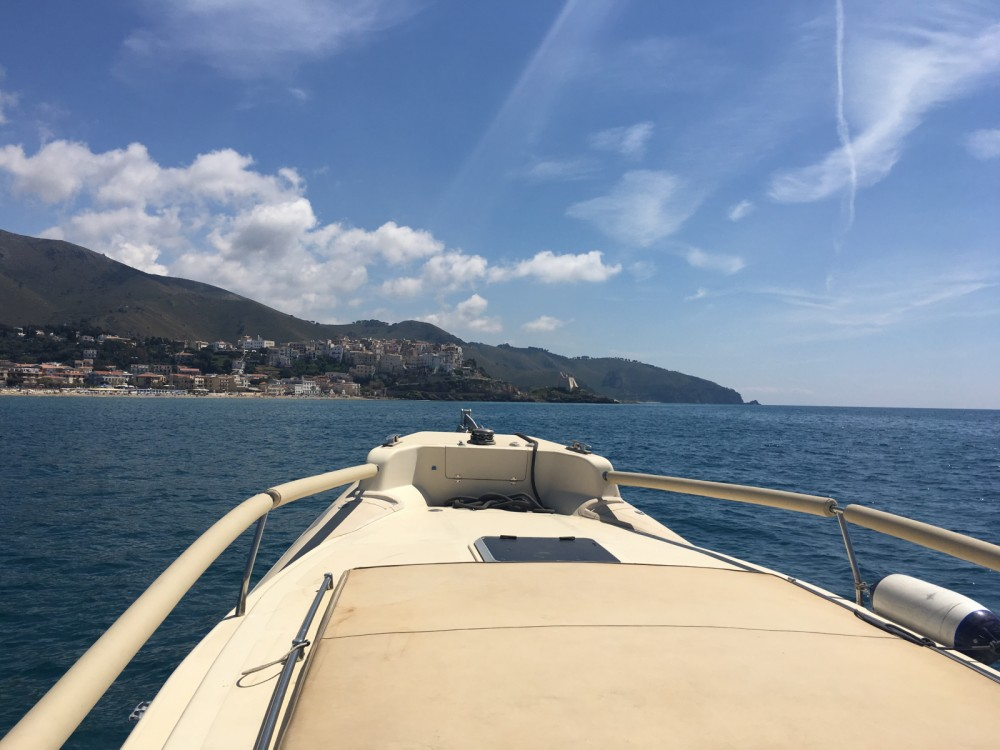 Location Semi-rigide à Terracina - Solemar Oceanic 33