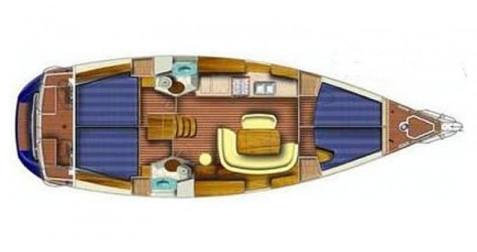 Location yacht à Álimos - Jeanneau Sun Odyssey 45 sur SamBoat