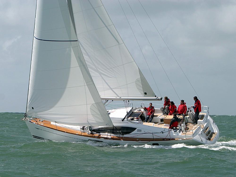 Rental yacht Kos - Jeanneau Sun Odyssey 45 on SamBoat