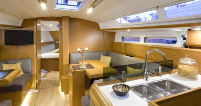 Rental yacht Kavala - Jeanneau Sun Odyssey 409 on SamBoat