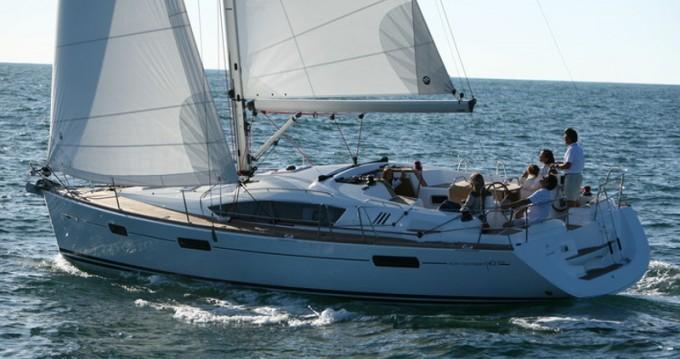 Location yacht à Álimos - Jeanneau Sun Odyssey 42DS sur SamBoat