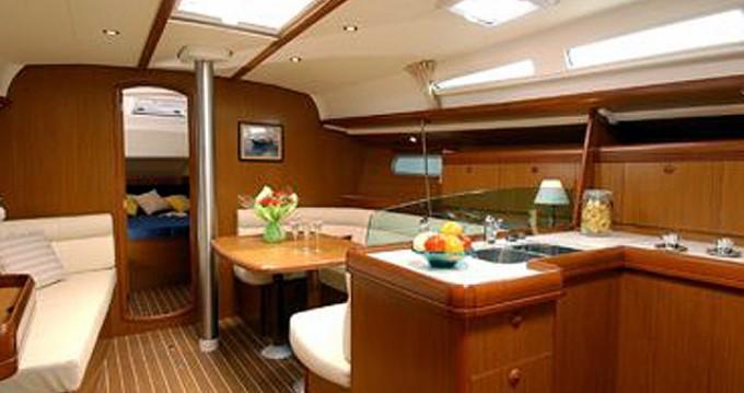 Location bateau Jeanneau Sun Odyssey 42i à Lávrio sur Samboat