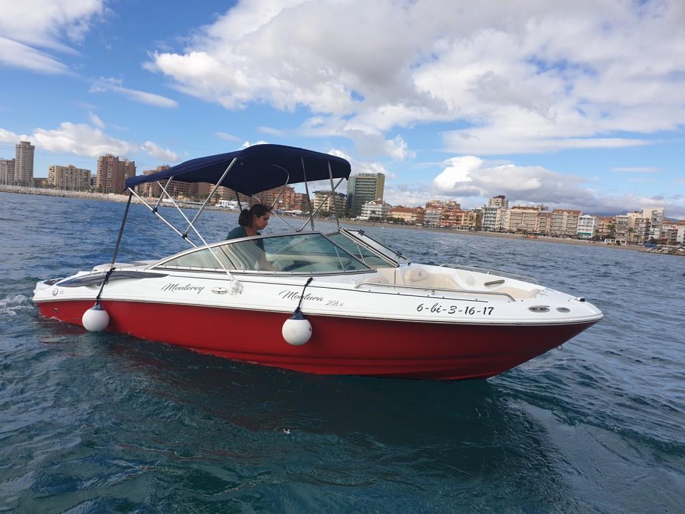Location yacht à Fuengirola - Monterey 208 SE sur SamBoat