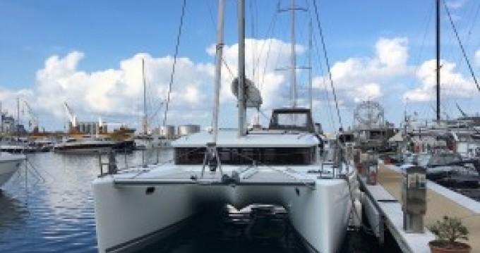 Louer Catamaran avec ou sans skipper Lagoon à Tropea