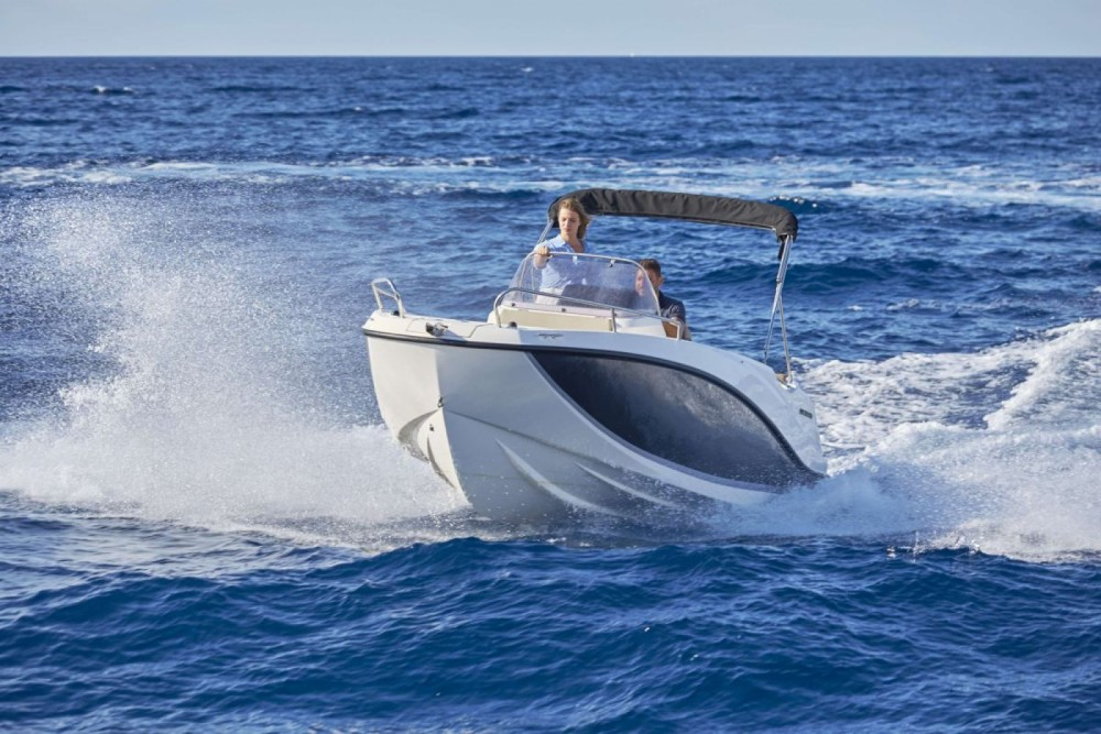 Rental yacht Trogir - Quicksilver Activ 555 Open on SamBoat