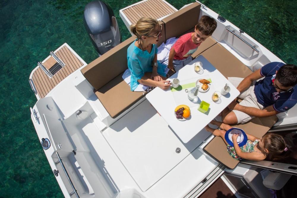 Boat rental Trogir cheap Merry Fisher 795