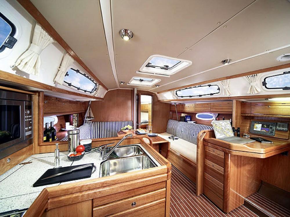 Boat rental Marina Zadar cheap Bavaria Cruiser 34 Style