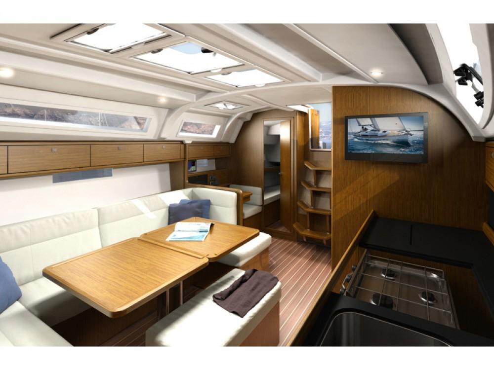 Boat rental Lefkas cheap Bavaria Cruiser 41