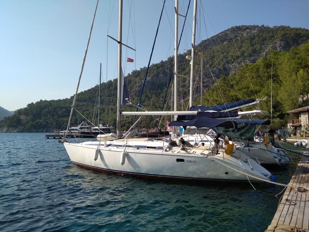 Huur Zeilboot met of zonder schipper Elan in Rhodos
