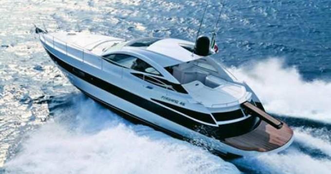 Location bateau Vibo Marina pas cher Pershing 46