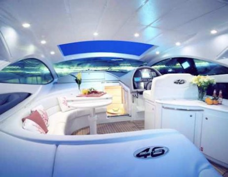 Pershing Pershing 46 entre particuliers et professionnel à Vibo Marina