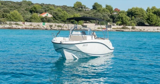 Jachthuur in Trogir - Quicksilver Activ 675 Open via SamBoat