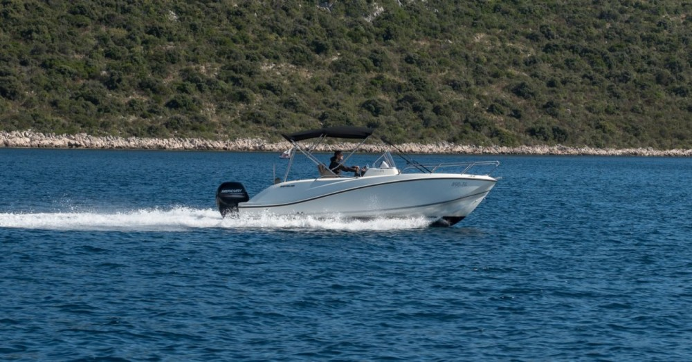 noleggio Barca a motore Traù - Quicksilver Activ 675 Open