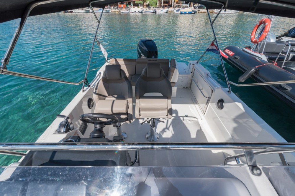 Rental yacht Trogir - Quicksilver Activ 755 Sundeck on SamBoat