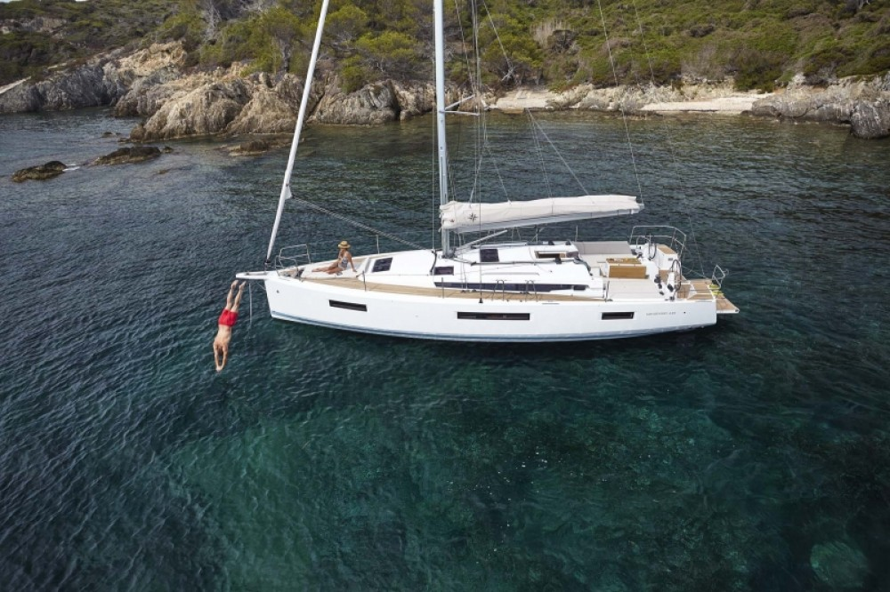 Location Voilier à Croatie - Jeanneau Sun Odyssey 440