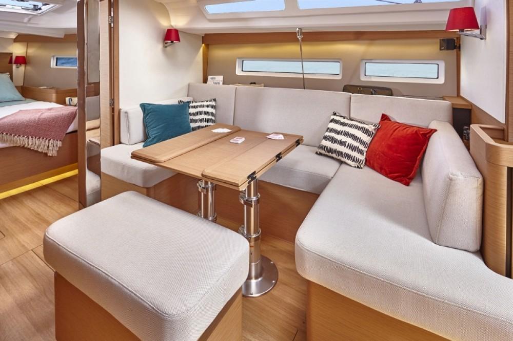 Location yacht à Split - Jeanneau Sun Odyssey 440 - 3 cab. sur SamBoat