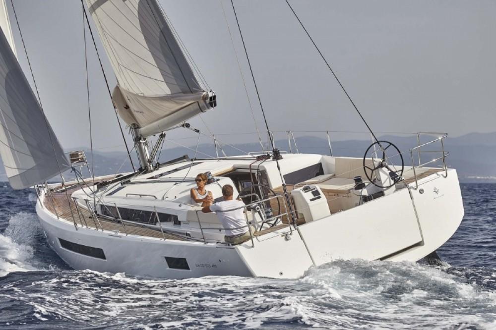 Location yacht à Croatie - Jeanneau Sun Odyssey 490 - 5 cab. sur SamBoat