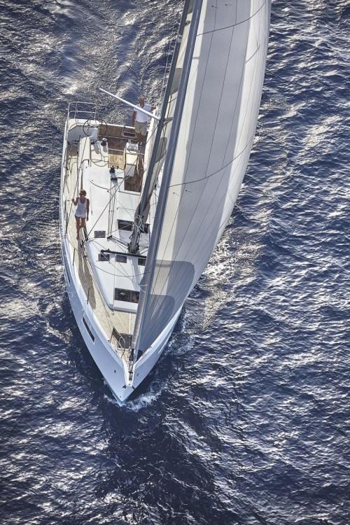 Location bateau Jeanneau Sun Odyssey 490 - 5 cab. à Croatie sur Samboat