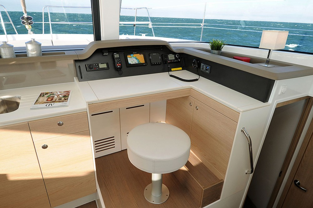 Boat rental Croatia cheap Bali 4.1 - 4 cab.