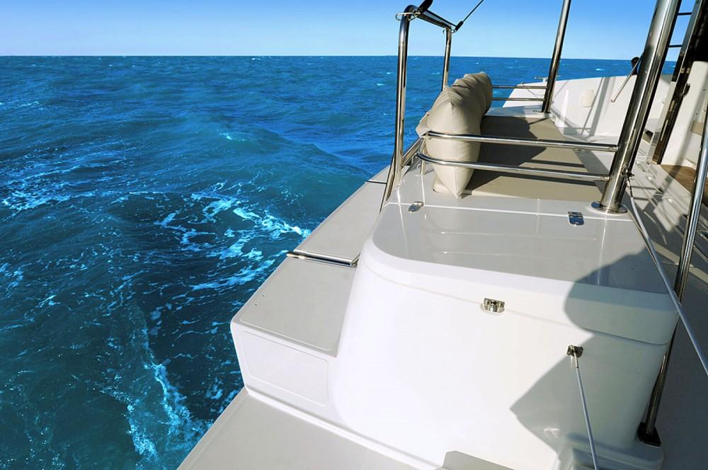 Rental Catamaran in Croatia - Catana Bali 4.1 - 4 cab.