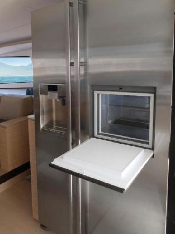 Rental yacht Marina Kaštela - Catana Bali 4.5 - 4 + 2 cab. on SamBoat