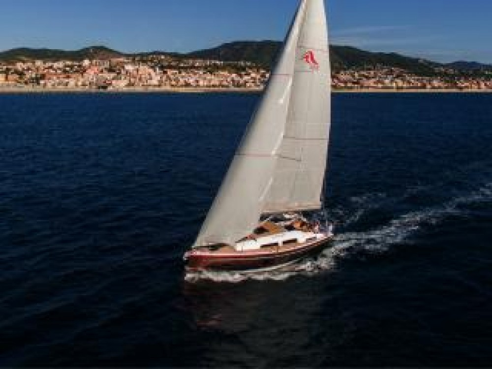 Rental yacht Croatia - Hanse Hanse 388 on SamBoat