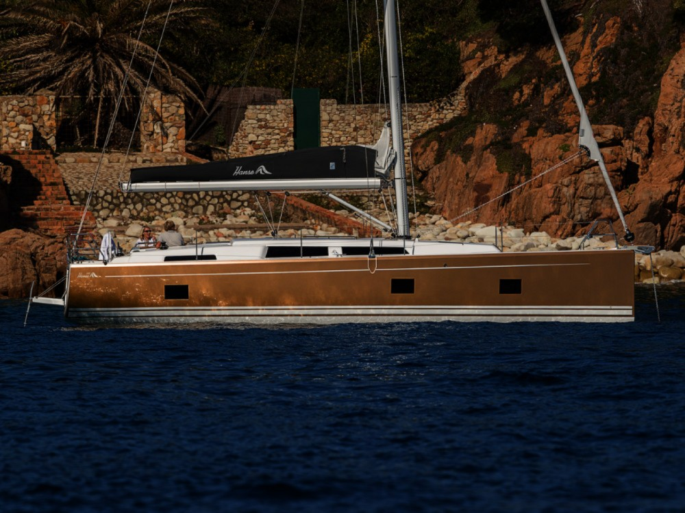 Rental Sailboat in Croatia - Hanse Hanse 418 - 3 cab.