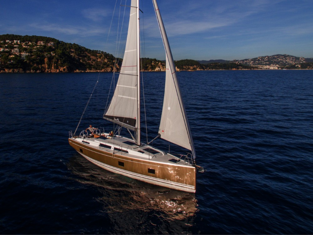 Boat rental Hanse Hanse 418 - 3 cab. in Croatia on Samboat