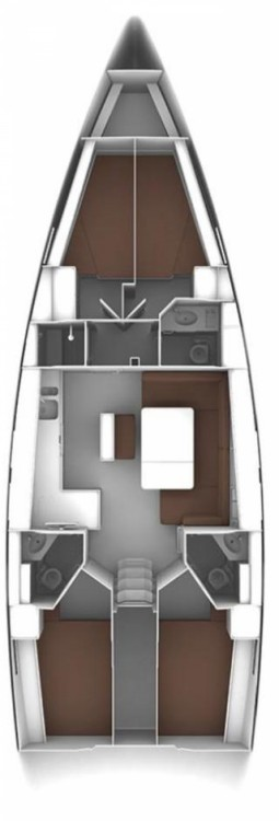 Hire Sailboat with or without skipper Bavaria Central Greece