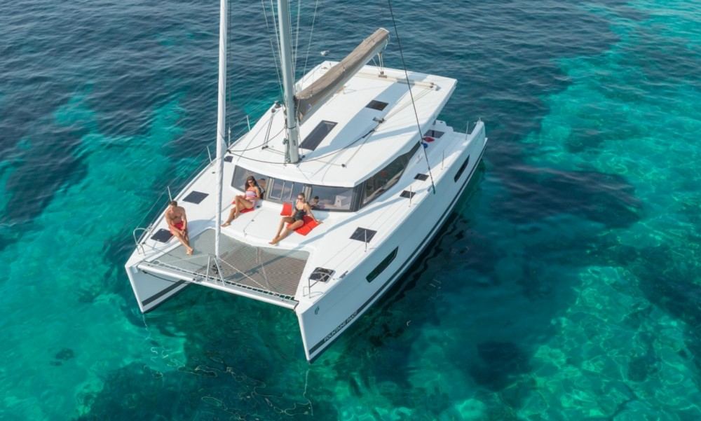 Hire Catamaran with or without skipper Fountaine Pajot Pennsylvania