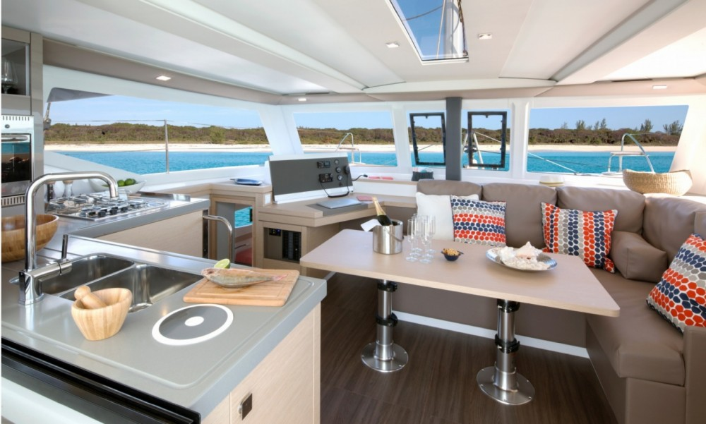 Boat rental Pennsylvania cheap Fountaine Pajot Lucia 40 - 3 cab.