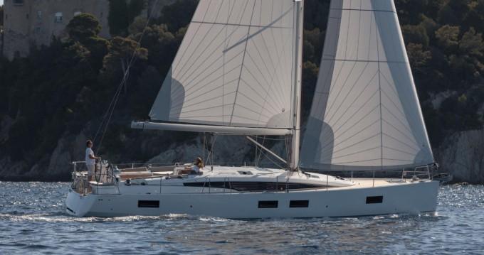 Rental yacht Pennsylvania - Jeanneau Jeanneau 51 on SamBoat