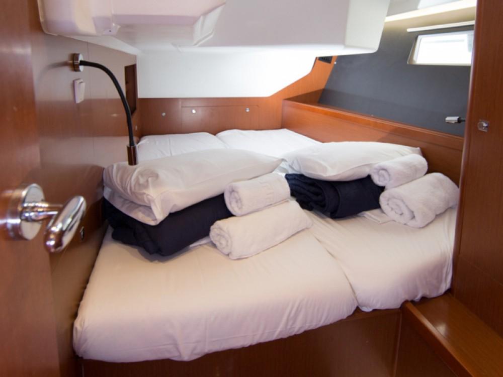 Boat rental Skiathos cheap Oceanis 48