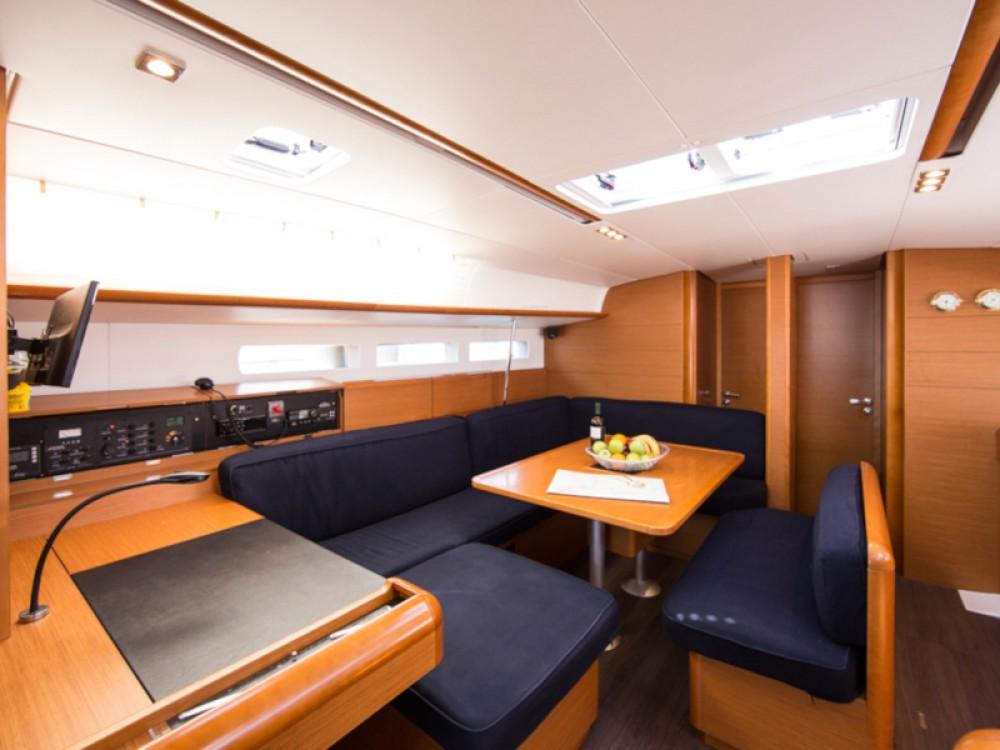 Boat rental Jeanneau Sun Odyssey 519 (AC, Gen) in Σκιάθος on Samboat