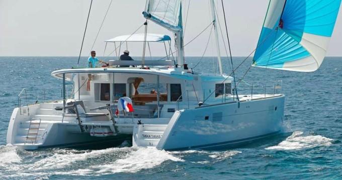 Location Catamaran à Capo d'Orlando Marina - Lagoon Lagoon 450  Flybridge