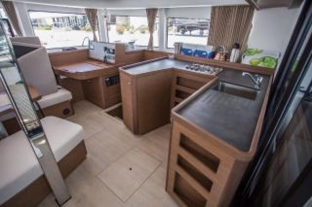 Rent a Lagoon Lagoon 42 Central Greece