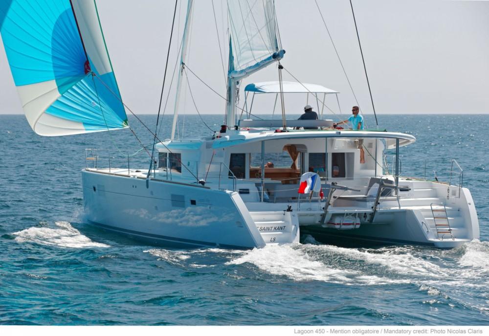 Boat rental Pennsylvania cheap Lagoon 450 - 3 cab.