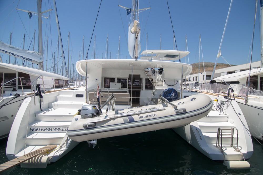 Rental yacht Balearic Islands - Lagoon Lagoon 450 S - 4 + 2 cab. on SamBoat
