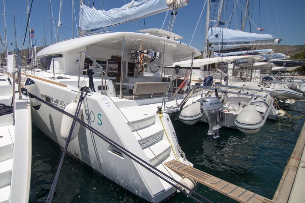 Lagoon Lagoon 450 S - 4 + 2 cab. between personal and professional Balearic Islands