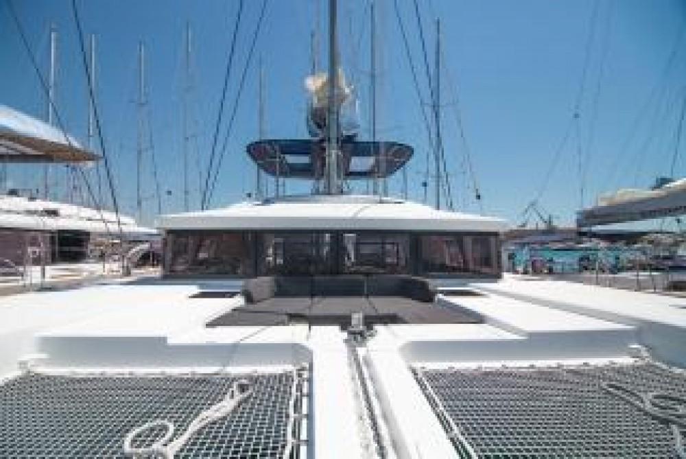 Rent a Lagoon Lagoon 52 - 5 + 2 cab. Central Greece