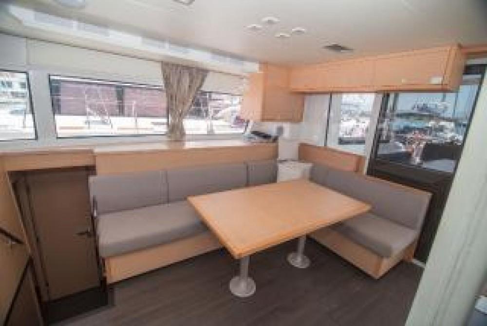 Rental Catamaran in Central Greece - Lagoon Lagoon 52 - 5 + 2 cab.