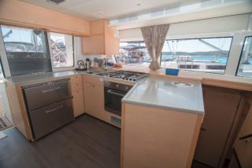 Catamaran for rent Central Greece at the best price
