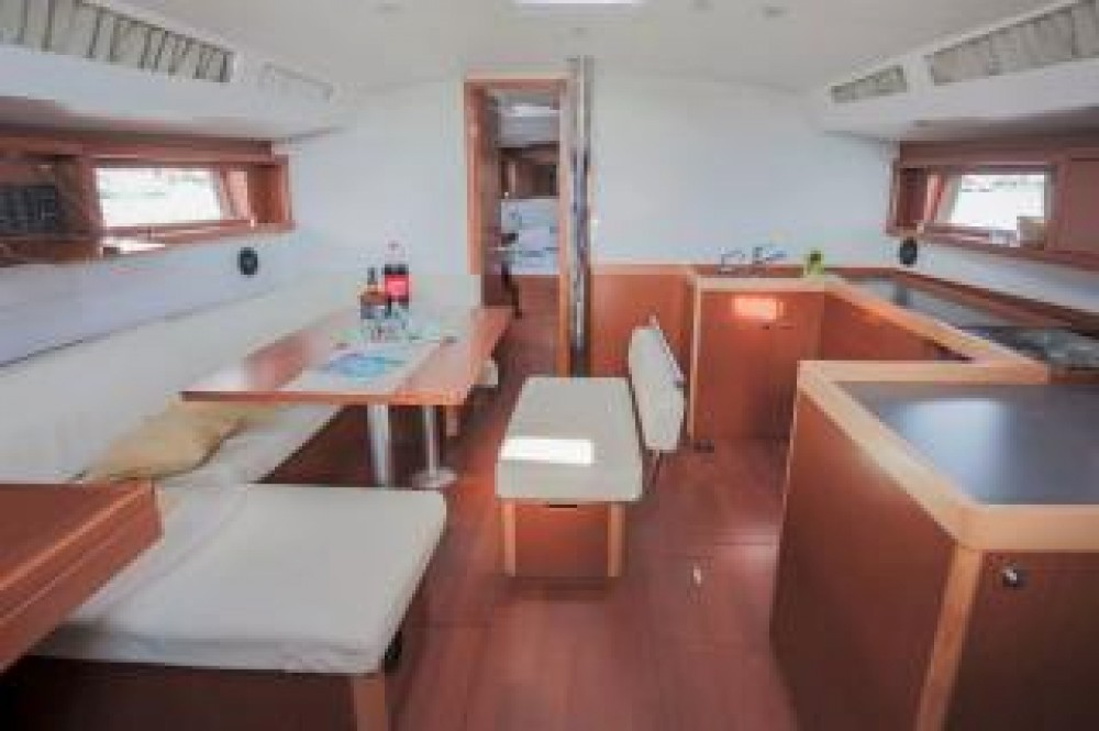 Boat rental Central Greece cheap Oceanis 48 - 4 cab.