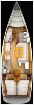 Location bateau Jeanneau Sun Odyssey 439 à Athènes sur Samboat