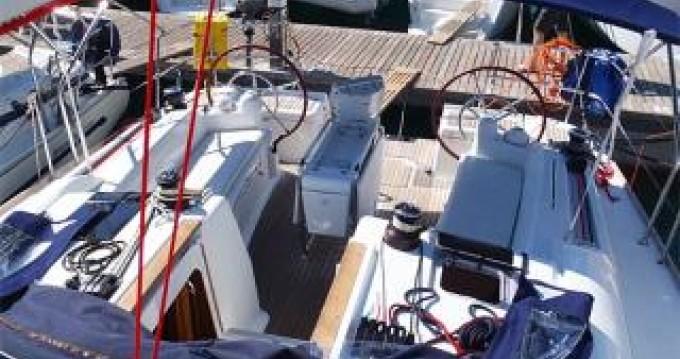 Location bateau Athènes pas cher Sun Odyssey 439