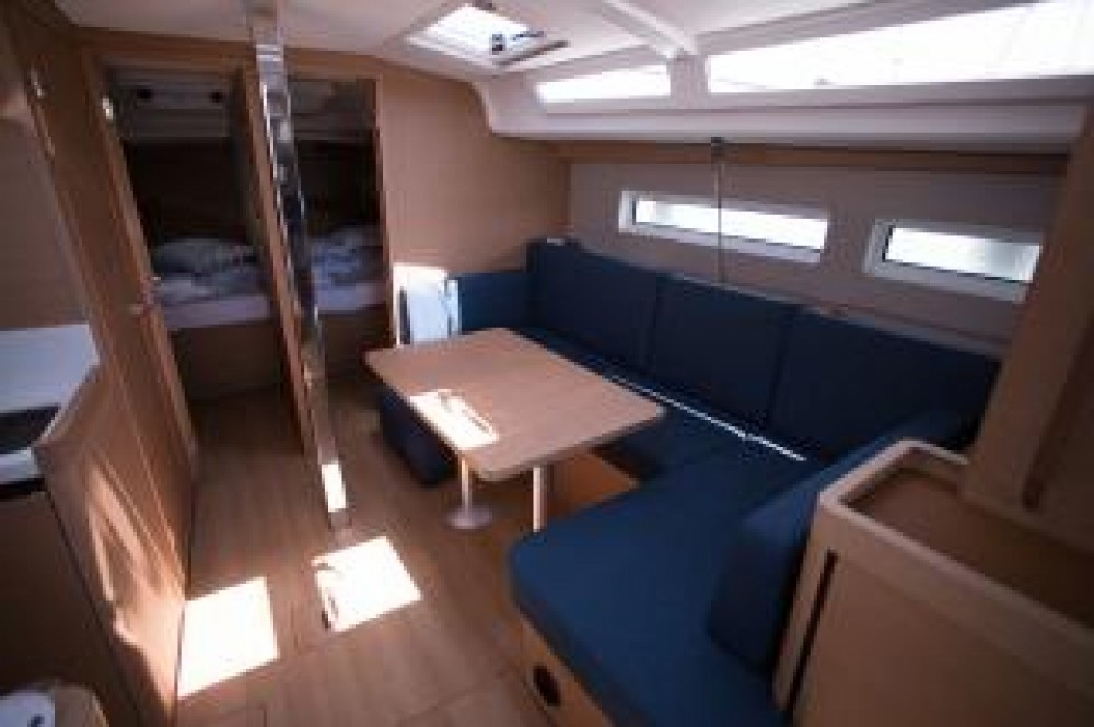 Rental Sailboat in Seget Donji - Jeanneau Sun Odyssey 440