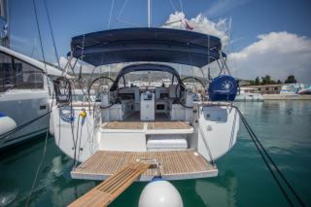Rental yacht Croatia - Jeanneau Sun Odyssey 440 on SamBoat