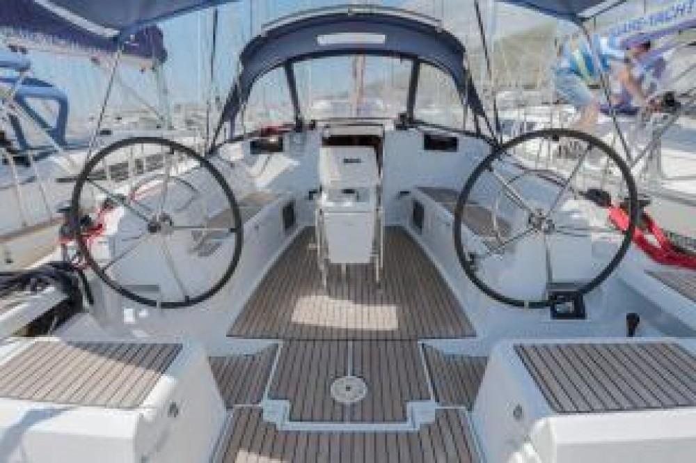 Louez un Jeanneau Sun Odyssey 449 à Grèce-Centrale