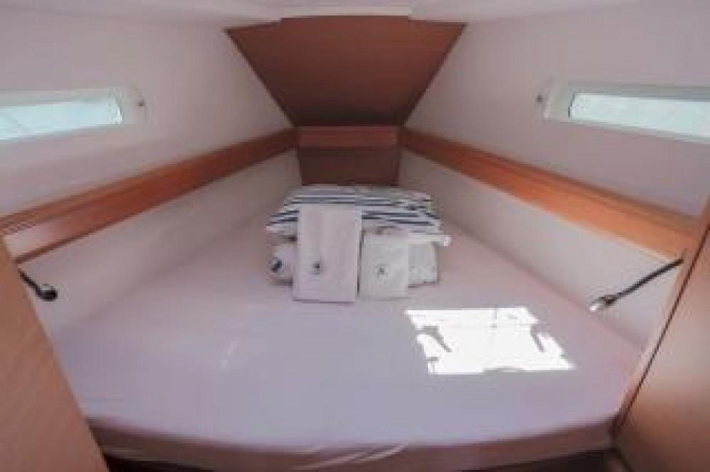 Location bateau Grèce-Centrale pas cher Sun Odyssey 449